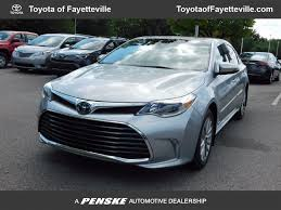 2018 new toyota avalon hybrid limited at toyota of fayetteville
