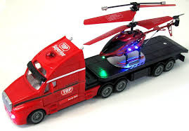 car carrier truck remote control rc tractor trailer big rig car carrier 18 wheeler