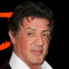 american actor with floppy hair and plays exasperated characters sylvester stallone director producer screenwriter actor film