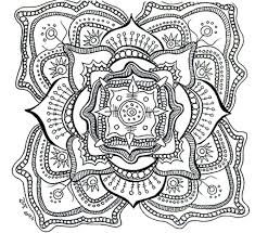 load mandala coloring pages printable free adults download