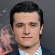 men haircut to make strong jaw josh hutcherson square face shape wide in the temples narrow in