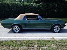 1967 mustang for sale 1967 ford mustang cars for sale classics on autotrader