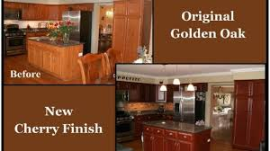 restain kitchen cabinets darker how to restain kitchen cabinets kitchen cintascorner how to