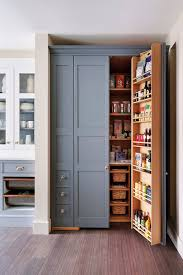 shaker style kitchen pantry cabinet 43 kitchen pantry storage clever ideas small large