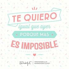 quotes en espanol para mi esposo como mañana pasado mañana o el otro u2026 mrwonderful quote love