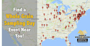 Usu Campus Map Whole Grain Sampling Day 2017 Partner Activities The Whole