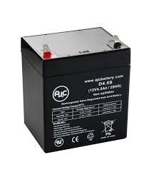 replacement 12 volt sla sealed lead acid battery batteryclerk com