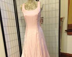 80s prom dress size 12 80s pink prom dress etsy