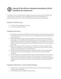 cover letter journal submission resume badak