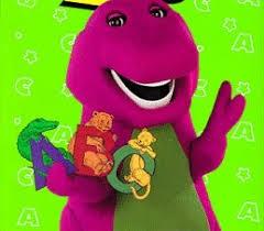 Barney Through The Years Muppets by Barney U0027s Alphabet Zoo Wiki Fandom Powered By Wikia