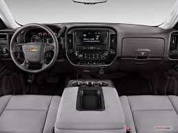Chevy Truck Interior 2017 Chevrolet Silverado 1500 Pictures Dashboard U S News