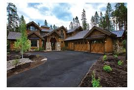 cabin style home plans collections of lodge style home plans free home designs photos