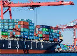 hanjin shipping ship can u0027t dock because it has no plan to leave