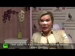 Seeking Ken Doll Human Ken Doll I Feel Safer In Iran Than Nyc Or
