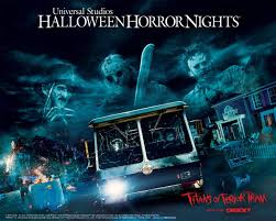 universal studios halloween horror nights 2015 the u0027titans of terror u0027 will be wreaking havoc at universal