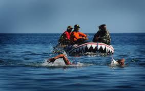 peserta kejurnas finswimming di manado berita daerah