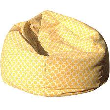 havana bean bag indoor outdoor yellow choosy