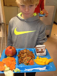 School Lunch Meme - does the current school food fight benefit hungry kids and hard