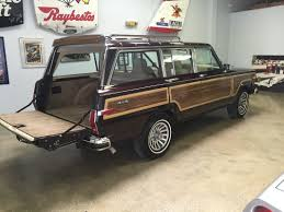 jeep wagoneer 1990 wagoneer ultimate dream cars