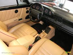 1986 porsche targa interior beige interior 1990 porsche 911 carrera 4 targa photo 49197860