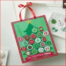 hallmark tree magnetic countdown calendar
