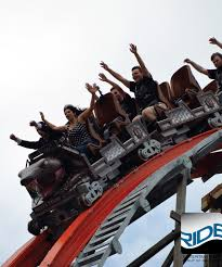 Six Flags San Antonio Gerstlauer Trains On Iron Rattler At Six Flags Fiesta Texa U2026 Flickr