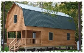 Gambrel Roof Pole Barn Plans Steel Gambrel Barn Kits Hamilton Cabins Dream Homes