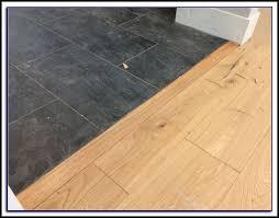 Floor Transition Ideas Wood Floor To Tile Transition Ideas Tiles Home Design Ideas