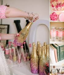theme bridal shower what are some ideas for a chagne themed bridal shower quora