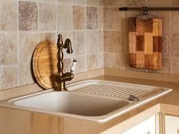 rustic kitchen backsplash tile kitchen travertine tile backsplash ideas hgtv 14053740 rustic
