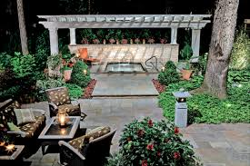 backyard beauty u2014landscaping your outdoor living space with style