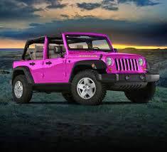 pink jeep rubicon nice cars girly 2017 pink jeep www iseecars com jeeps