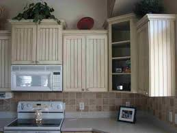 Installing Kitchen Cabinet Doors How To Install Beadboard On Kitchen Cabinets Interiorz Us