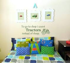 boys john deere room decor tractor themed bedroom case ih room