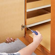 How To Hang Kitchen Cabinet Doors Make Replacement Cabinet Doors