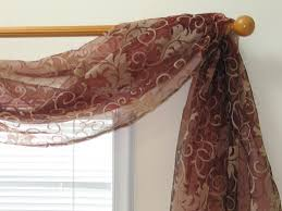 Sheer Swag Curtains Valances Production Gallery