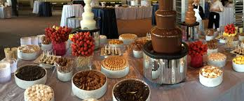 chocolate rentals chocolate fountains conrad s concessions