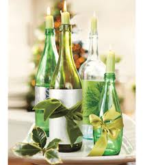 wine bottle bow easy christmas recipes and diy decorations festive