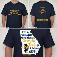 Georgia travel shirts images Georgia tech police gatechpd twitter jpg