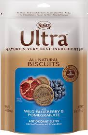nutro ultra wild blueberry u0026 pomegranate biscuits antioxidant
