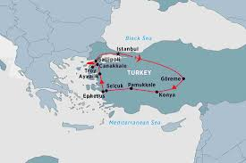 Turkey Blank Map turkey tours trips u0026 travel peregrine adventures en us