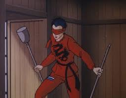 Blind Ninja G I Joe The Movie Part 2 Rage Quitter 87 U0027s Cartoon Coverage