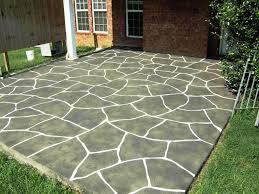 Ideas For Backyard Patio by Attractive And Elegant Concrete Patio Designs U2014 Rberrylaw