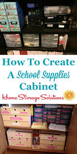 Home Storage Solutions 101 Organized Home How To Organize Supplies For Home Use