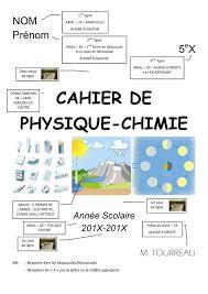 Page de garde du cahier  5ème  Leclerc de Saint Gaudens