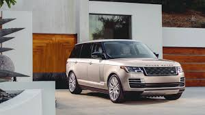 land rover suv 2018 2018 range rover svautobiography is 200k of luxe suv slashgear