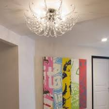 Contemporary Foyer Chandelier Photos Hgtv