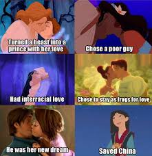 Disney Princess Memes - there are disney princesses and then there is mulan jpegy what