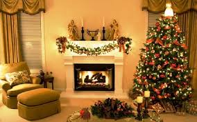 Beautiful Christmas Interior Decor for a Holiday House