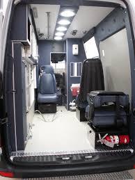 Sprinter Bench Seat Miller Coach Customer Ambulance Builders Part 2
